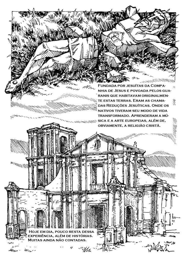 ruínas missioneiras