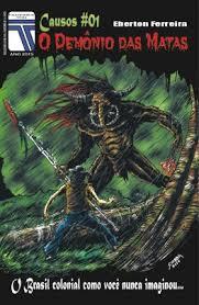 o demonio das matas