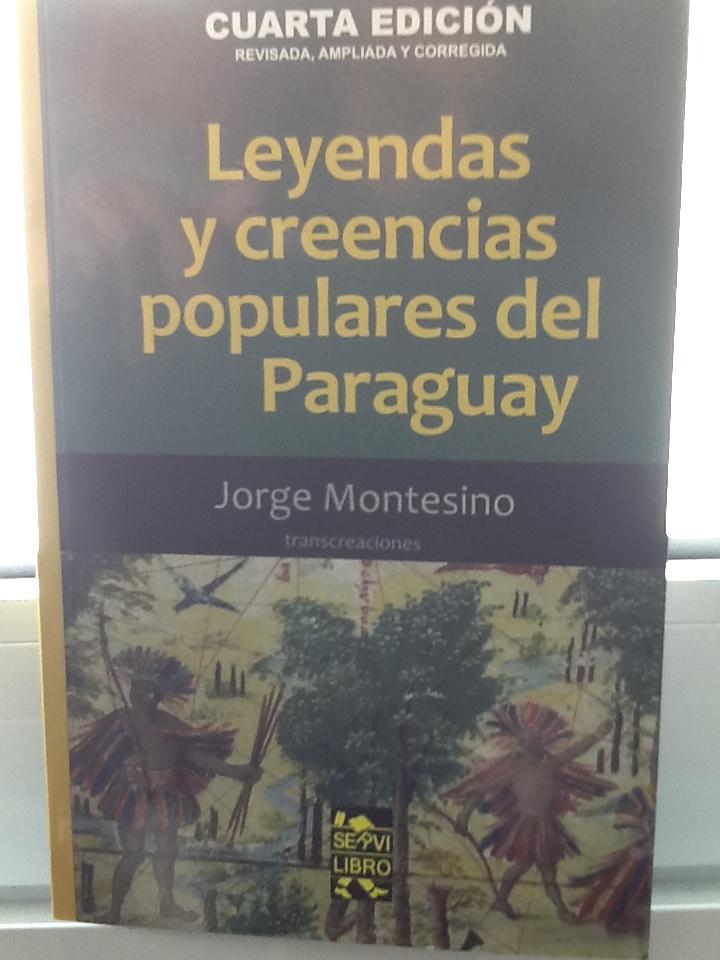 lendas do paraguai